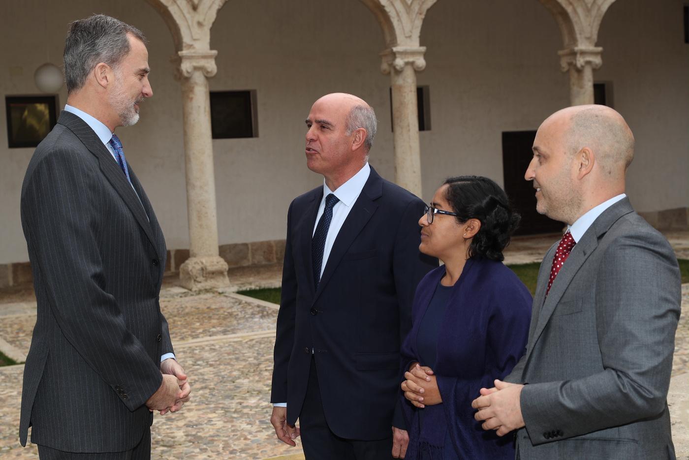 ACOES Hondures premi rei espanya